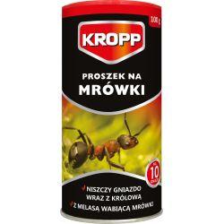 Proszek na mrówki 250g, 25 gniazd, KROPP