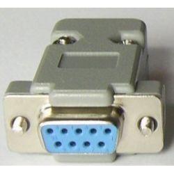 Gniazdo DB9 na kabel - kompletne.