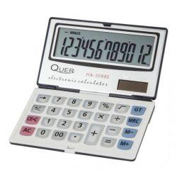 Kalkulator kieszonkowy HA-3088S2 Quer, mały i elegancki.