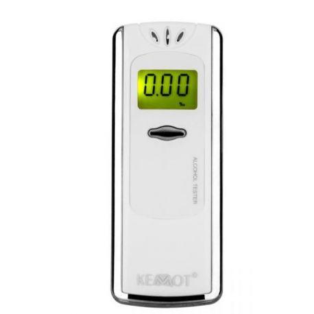 Tester do pomiaru trzeźwości, alkomat - KEMOT AT567