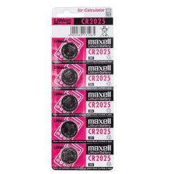 Bateria litowa 3V CR2025 Maxell DL2025