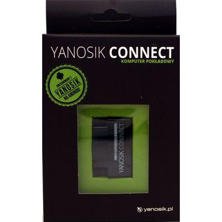 Yanosik Connect - dodatek do bezpłatnej aplikacji Yanosik na smartfony