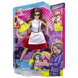 Barbie Teresa Szef kuchni Przyjaciółka Tajnej Agentki DH07