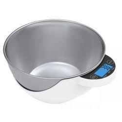 TEESA Waga kuchenna z miską 1,8L TSA0805