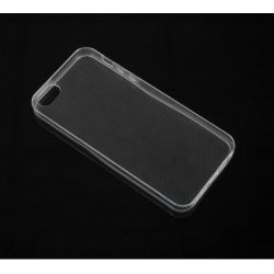 M-Life Back cover case slim iPhone 5/5S bezbarwny