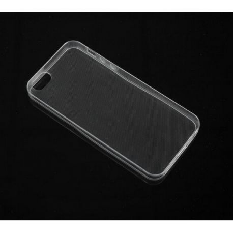 M-Life Back cover case slim iPhone 5/5S bezbarwny