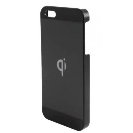 Odbiornik ładowarki bezprzewodowej iPhone 5 czarny