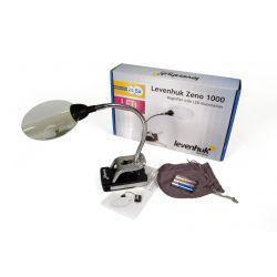 Levenhuk lupa Zeno 1000 z podświetleniem LED, 2,5/5x, 88/21 mm