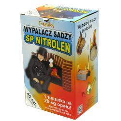 Feniks, wypalacz sadzy SP NITROLEN 40sztx10g
