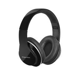 Słuchawki przewodowe nauszne Kruger&Matz model Street 2 Power Bass, czarne