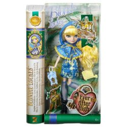 Lalka Ever After High Leśna Wyprawa BLONDIE LOCKES Cfd00/Cfd04