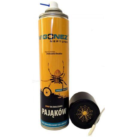 VIGONEZ Spray pająk do zwalczania pająków i pajęczyn 400ml