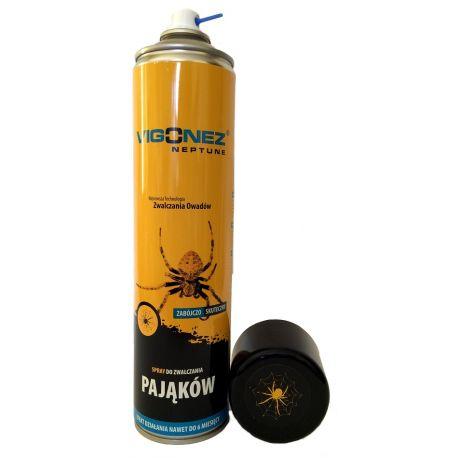 VIGONEZ Spray pająk do zwalczania pająków i pajęczyn 600ml