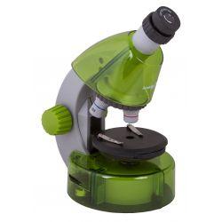 Mikroskop Levenhuk LabZZ M101 w kolorze Lime/Limonka + Prezent