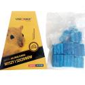 VIGONEZ - Kostka do zwalczania myszy i szczurów, 160g
