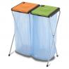 GIMI Nature 2 - stojak 2x120l, stelaż na worki, na śmieci. Najwyższa jakość