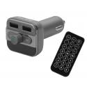 Transmiter FM BLOW Bluetooth, zestaw głośnomówiący, ładowarka USB 3,4A , SD