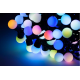 VIPOW Lampki choinkowe LED z kontrolerem kolorów - 10m