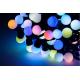 VIPOW Lampki choinkowe LED RGB z kontrolerem kolorów - 10m