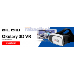 BLOW Okulary gogle 3D VR BOX