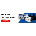 BLOW Okulary gogle 3D VR BOX
