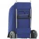GIMI Tris Floral Red profesjonalny wózek 6 kołowy - NOWOŚĆ