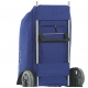GIMI Tris Optical blue profesjonalny wózek 6 kołowy - NOWOŚĆ