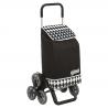 GIMI Tris Optical black profesjonalny wózek 6 kołowy - NOWOŚĆ