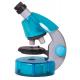 Mikroskop Levenhuk LabZZ M101 w kolorze AzureLazur + Prezent