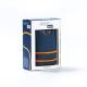 BANALE Maska przeciwpyłowa, antysmogowa, PM 2,5 PM10 - niebiesko-pomarańczowa