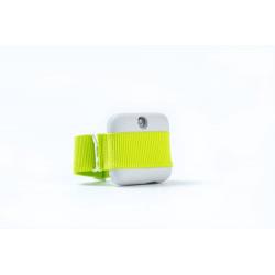 BANALE HANDS - szaro-zielony aplikator ze środkiem dezynfekującym ręce