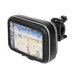 Etui, uchwyt wodoodporne do nawigacji 5.0`` z mocowaniem na rower lub motor MC310