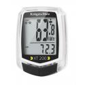 Licznik rowerowy prędkość, temepratura, odległość Kruger&Matz XT 200 KM0075