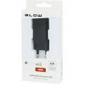 BLOW Ładowarka sieciowa z gniazdem USB 2,1A H21A