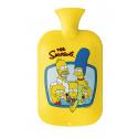 Fashy The SIMPSONS Termofor 2l żółty z nadrukiem