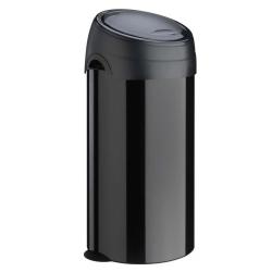 Meliconi kosz na śmieci SOFT Touch 60l - czarny