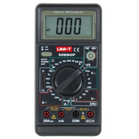 Miernik uniwersalny UNI-T M890F MIE0005