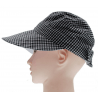 Fashy Damska czapka przeciwsłoneczna, plażowa z dużym daszkiem, rozmiar uniwersalny
