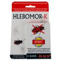 HLEBOMOR-K preparat zwalczający karaluchy w kostkach do 25m2