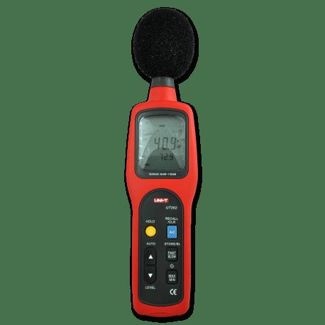 Uni-T Miernik poziomu głośności UT352, MIE0129