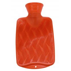 Fashy Termofor pomarańczowa fala 0,8l