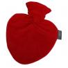 Fashy Termofor czerwone serce w osłonie, 0,7l