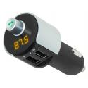 BLOW Transmiter FM BLOW Bluetooth zestaw głośnomówiący, ładowarka 3,4A