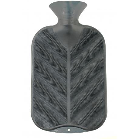 Fashy Termofor 2l, fala 3D, stalowy