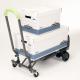 COSCO SHIFER 2w1 MULTI POSITION wózek wielofunkcyjny transportowy