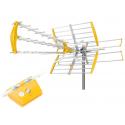 Antena DVB-T, ATD39, VHF+UHF, MUX-8, aktywna BLOW