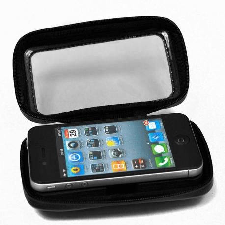 Etui wodoodporne do smartfonów z uchwytem na rower lub motor MC314