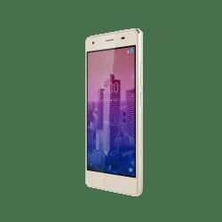 Kruger&Matz Smartfon FLOW 5 KM0446-G, GOLD, LTE, dual SIM