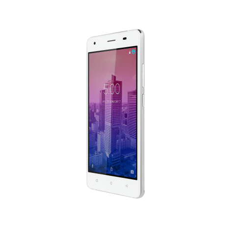 Kruger&Matz Smartfon FLOW 5 KM0446-W,Biały, LTE, dual SIM