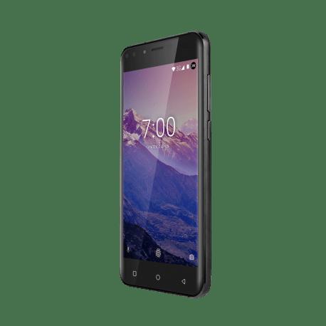 Kruger&Matz Smartfon MOVE 7 KM0451-B, Czarny, dual SIM, czytnik linii